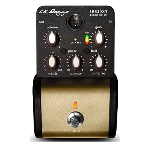 L.R.BAGGS SESSION D.I Acoustic Preamp